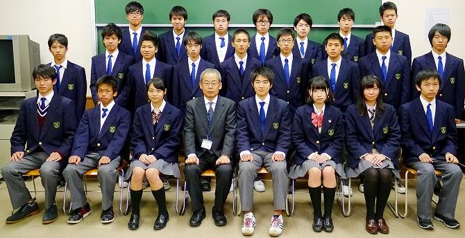 神戸市立工業高等専門学校制服画像