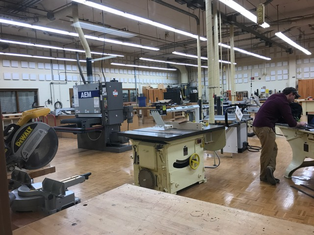 Woodworking Facility